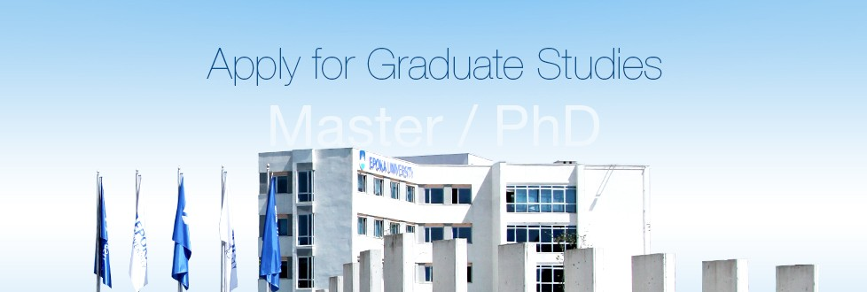 Apply for Graduate Studies