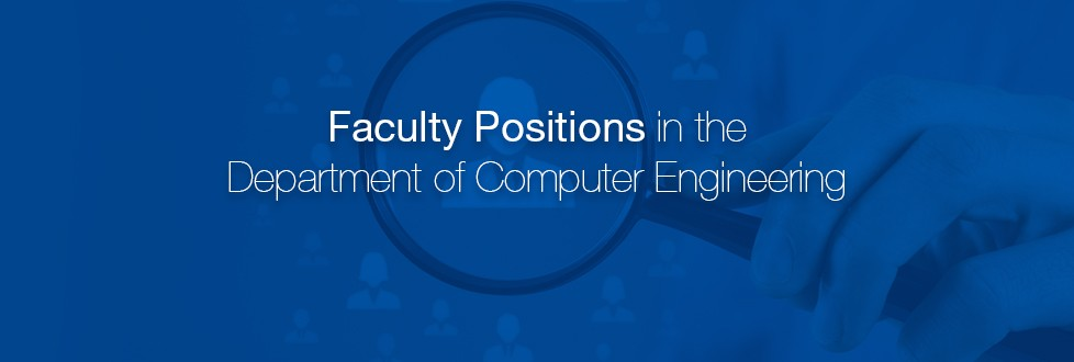 Faculty Positions